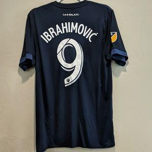 Galaxy Ibrahimovic Away Soccer Jersey